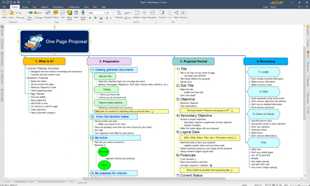 Organize Product Windows